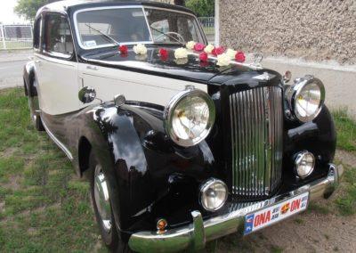 auto do ślubu rybnikA2