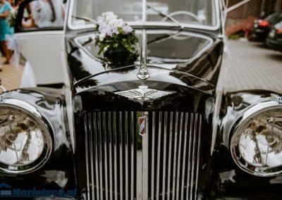 auto do ślubu rybnikAW2