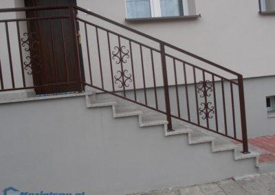 Balustrada kuta P1
