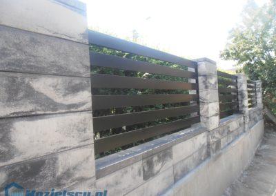 ogrodzenia panelowe onix