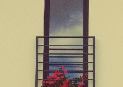 balustrda balkonowa