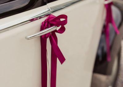 Zabytkowe auto do ślubu Rybnik