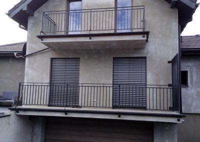 Balustrada dom
